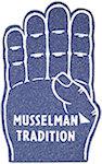 16 inch 4-finger Hand